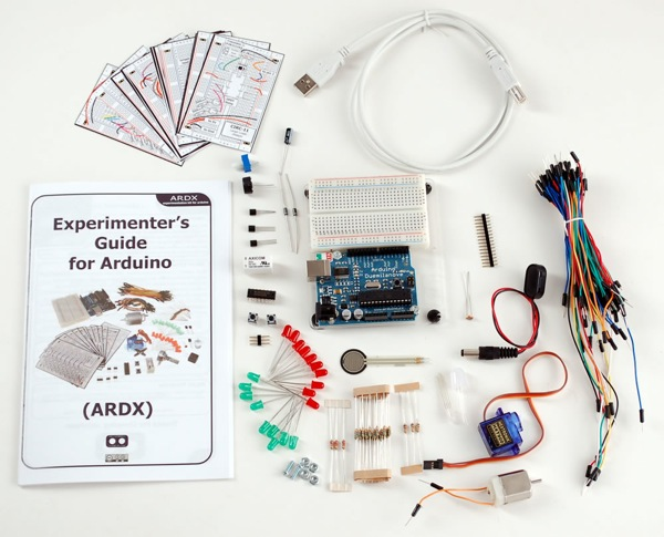 How to adding the ardx source code your arduino
