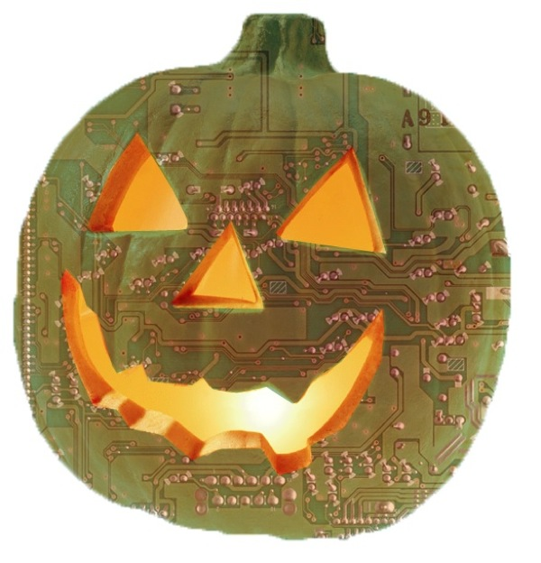 "Electronic Halloween Decorations: CONTEST: Make An ""Electronic Halloween"" Graphic (entries"