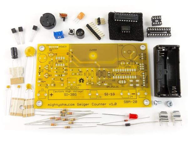 Geigercounterkitparts Lrg-1