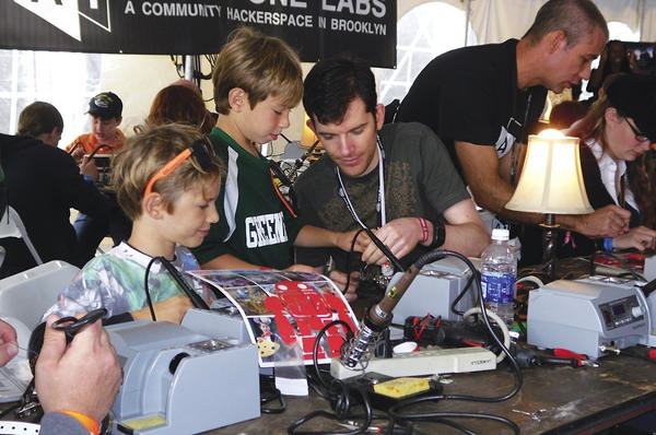 Maker-Faire-Mad-Science-For-The-Masses
