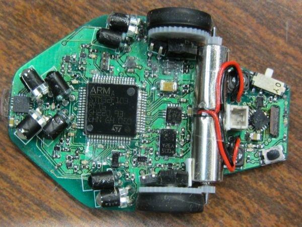 Micromouse 2011 – finals « Adafruit Industries – Makers