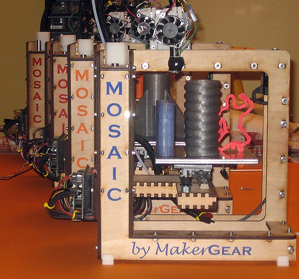 Mosaic By Makergear Large