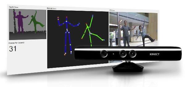 Kinect-Windows