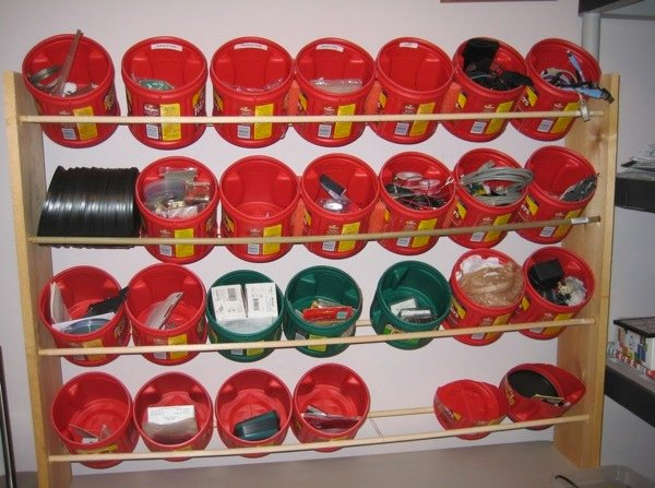 Coffee can storage bins adafruit industries makers - What are coffee cans made of ...