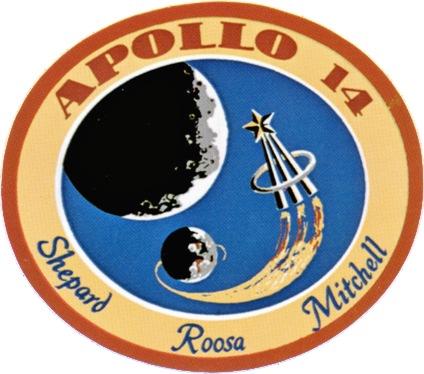 Apollo 14-Insignia