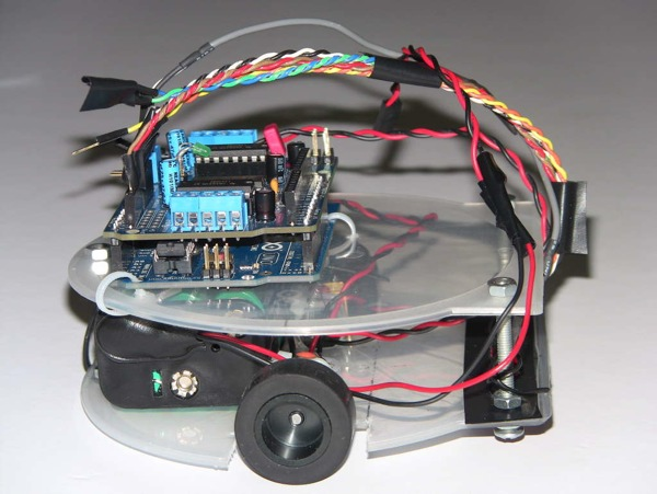 Arduino based line follower robot « adafruit industries