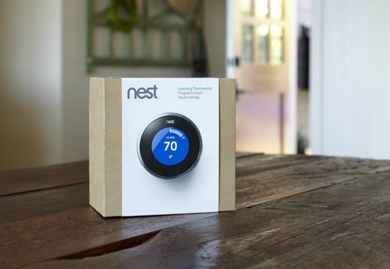Nest Labs Thermostat 70