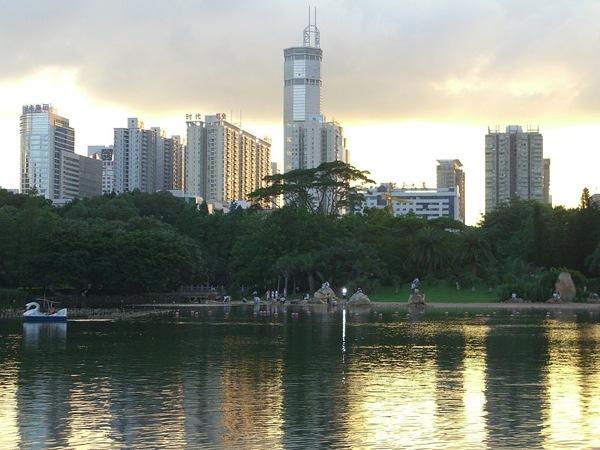 View-Of-Hqb-Shenzhen-Lychee-Park