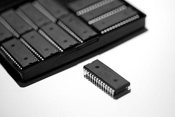 Qfp Package 32-bit meet DIP! (ARM ...