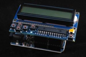 Ambient AQI RGB LCD Assembled