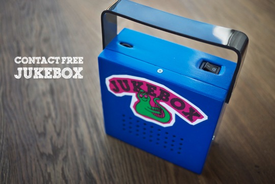 Contact-Free-Jukebox