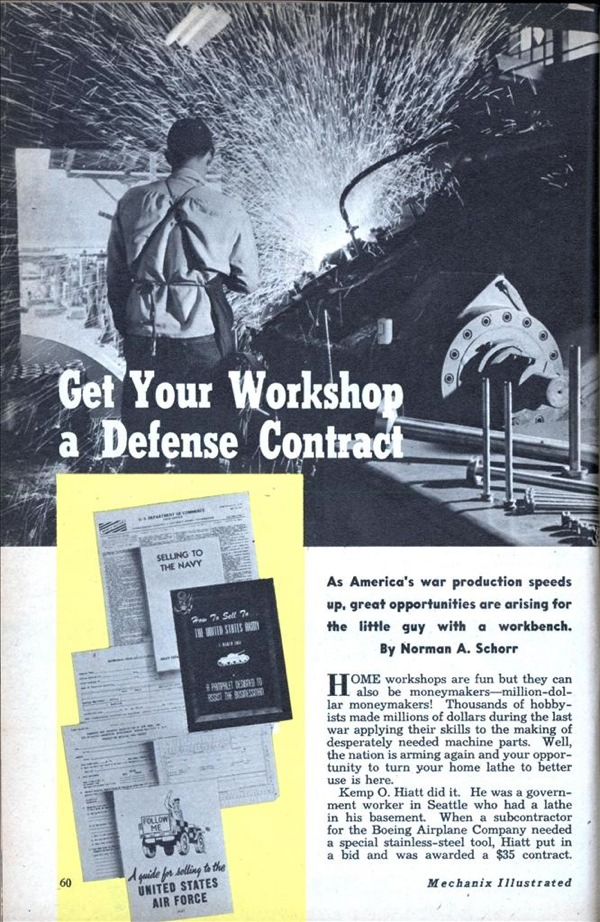 Defense Workshop Contracts 0