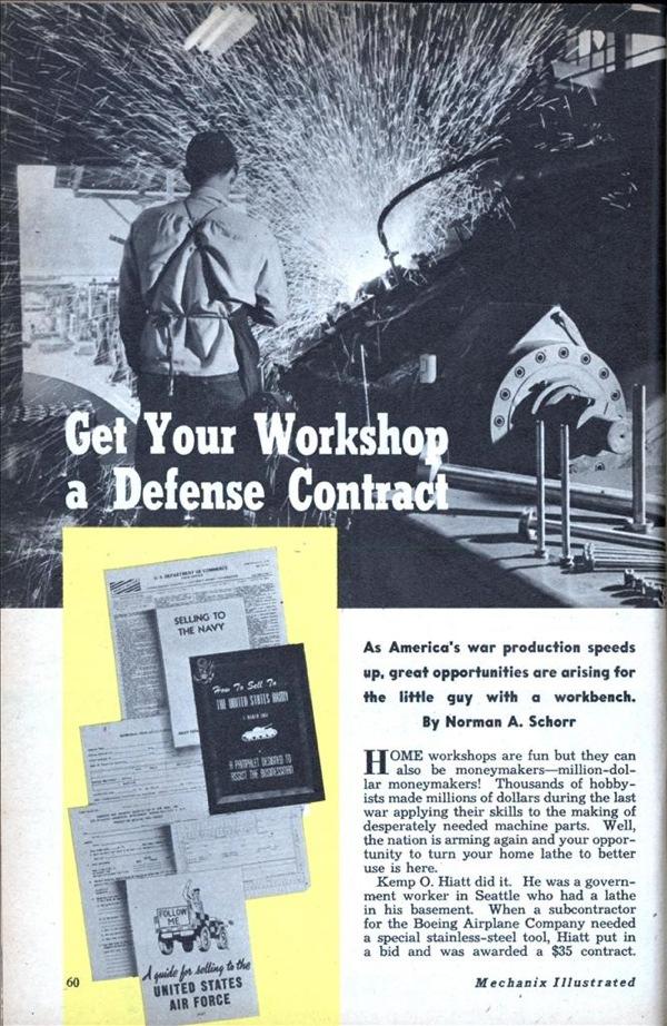 Defense Workshop Contracts 0