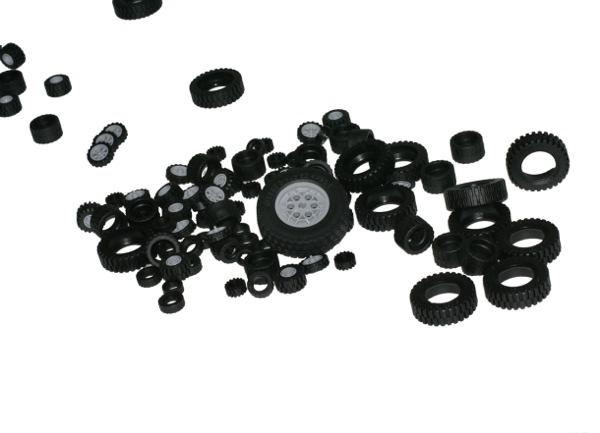 Assortment Of Tyres 1 610X441
