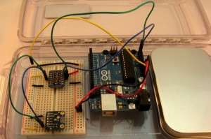 I2C Light Meter Step 3