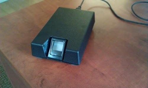 Fingerprint scanner for Arduino | element14 | Arduino