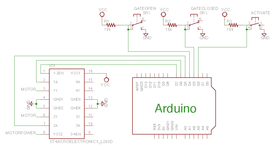 """ASK AN EDUCATOR! """"How can I control a security gate with my Arduino"""