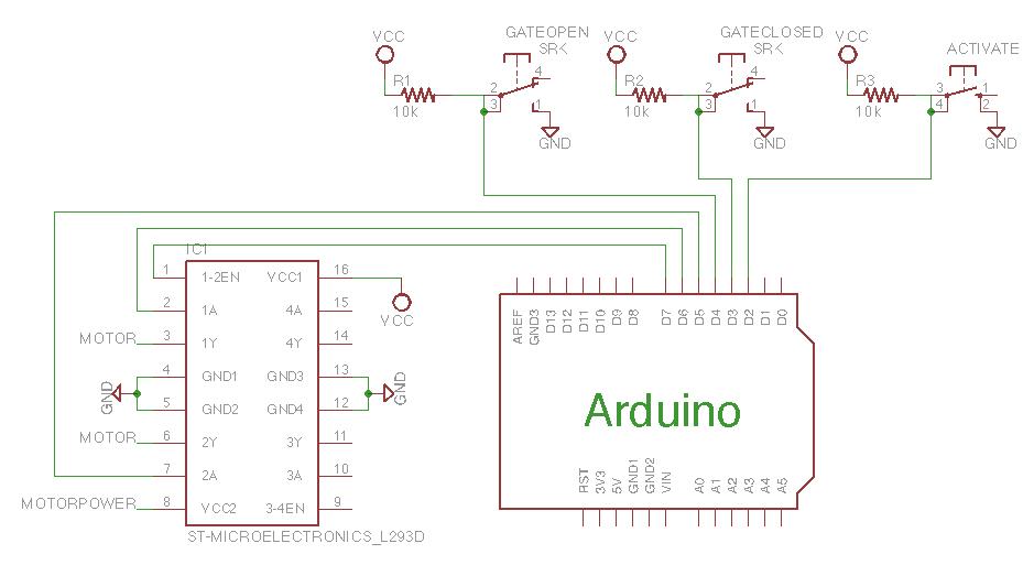 Arduino - Circuit