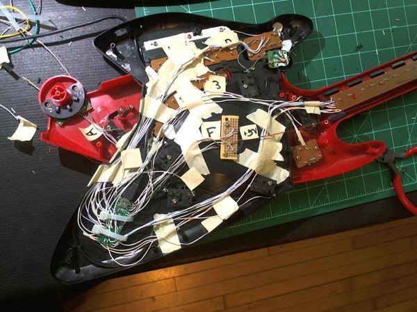 Midi Toy Wiring