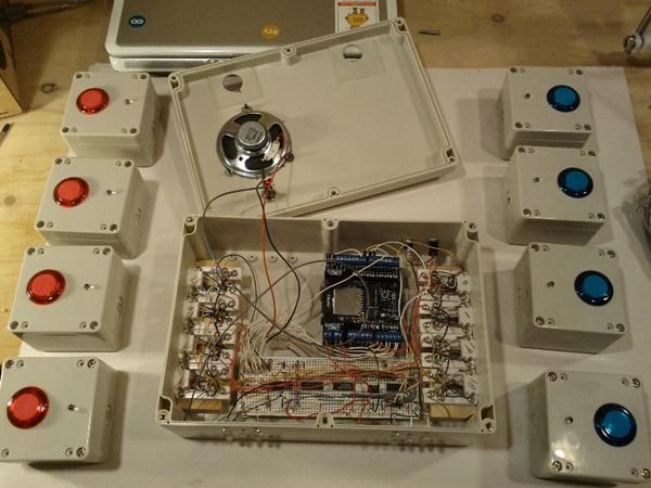 diy arduino based quiz buzzer system adafruit industries makers