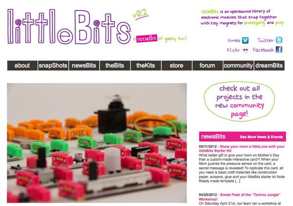 Littlebits jobsboard