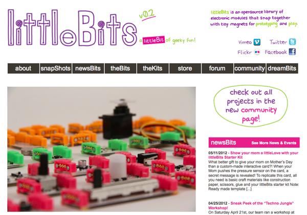 Littlebits jobsboard