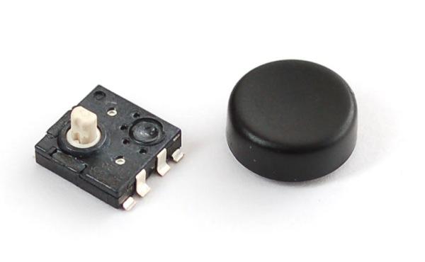 Partfinder Friday 5way joystick navigation switch Adafruit
