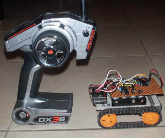 Working with RC and Arduino: Part 1 Beyonds Blog