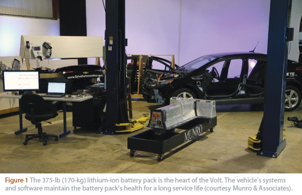 297194-Teardown Reveals Chevy Volt S Electronic Secrets Figure 1