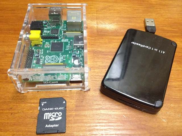 How-To: Installing Linux on the Rasberry Pi with the
