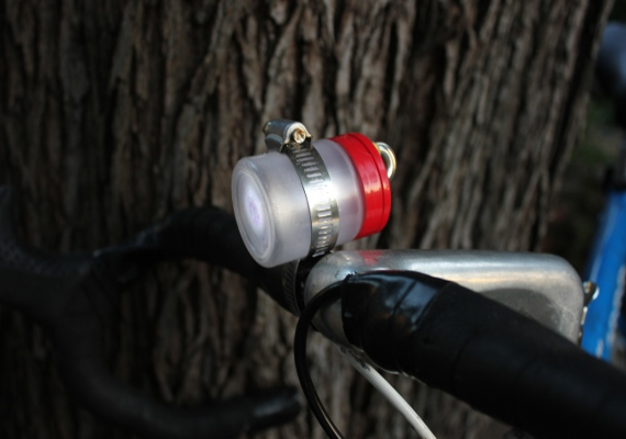 Super Simple Bike Light « Adafruit