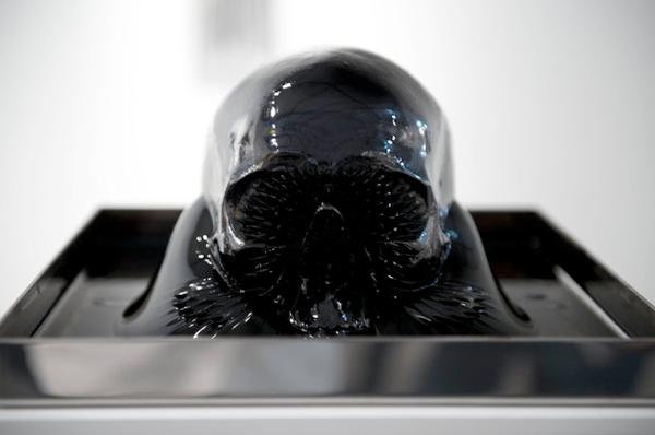 ferrofluidskull