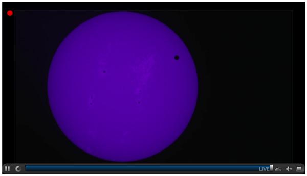 Watch the Transit of Venus Live on NASA EDGE Now ...