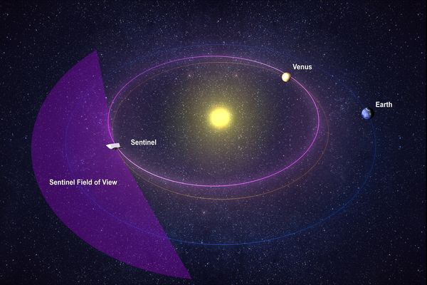 The First Private Deep-Space Enterprise Will Map Asteroids