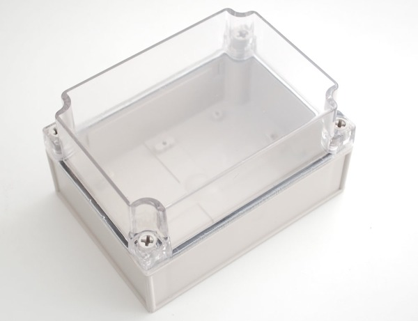 New Product Large Plastic Project Enclosure