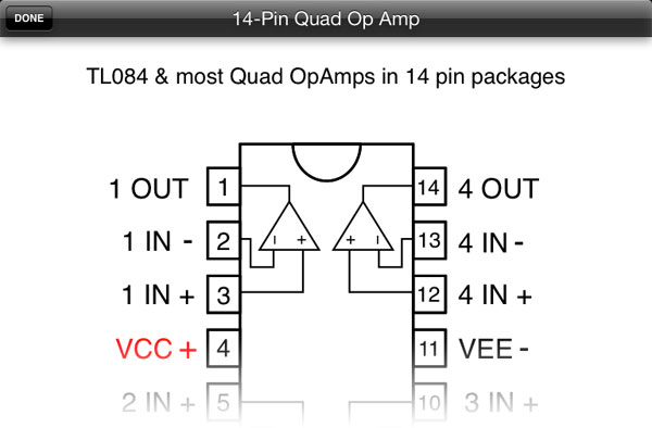 Op Amp Reference