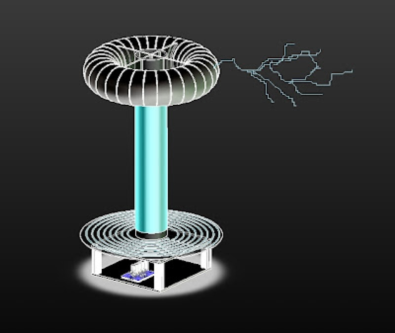 "Building a Dual-Resonant Solid State Tesla Coil (DRSSTC)"" « Adafruit"