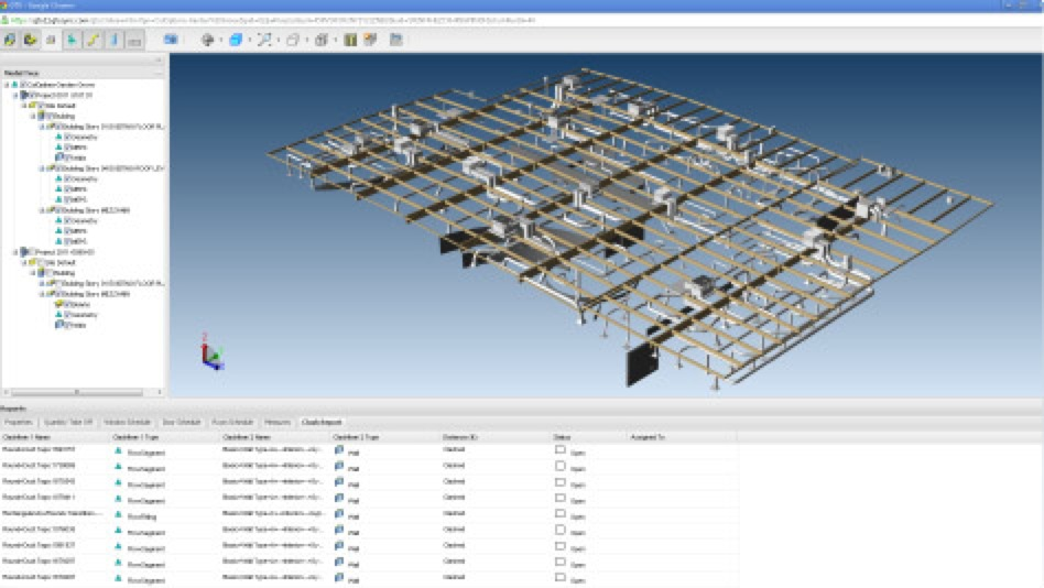 Collaborate on 3d models access track all your bim Web based 3d modeling