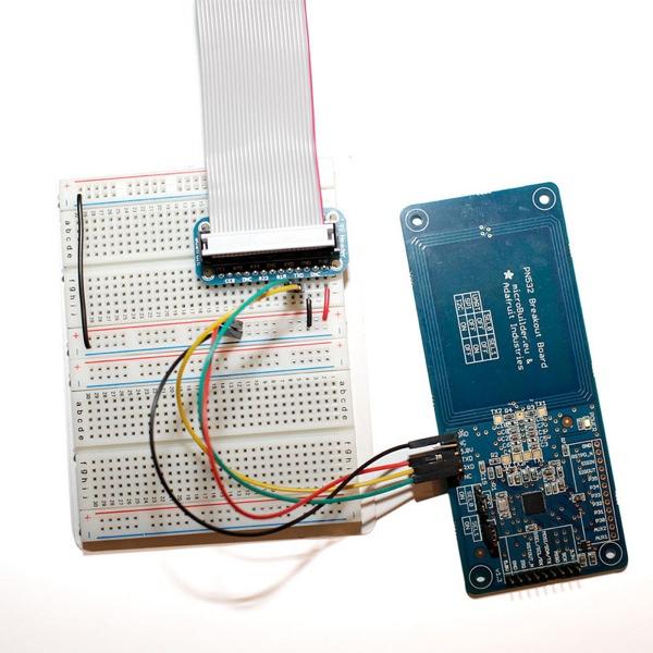 Tutorial – Adafruit NFC/RFID on Raspberry Pi #piday