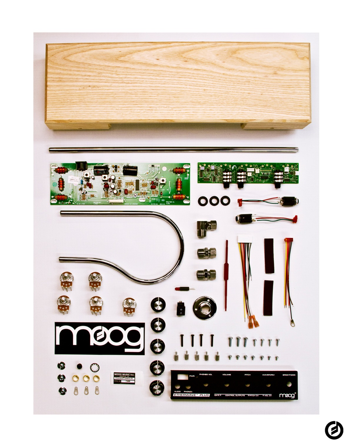 moog etherwave standard theremin kit adafruit industries makers hackers artists designers. Black Bedroom Furniture Sets. Home Design Ideas