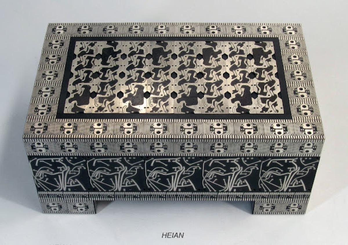 Heian F.V. Med-Res Tit.2 #0195