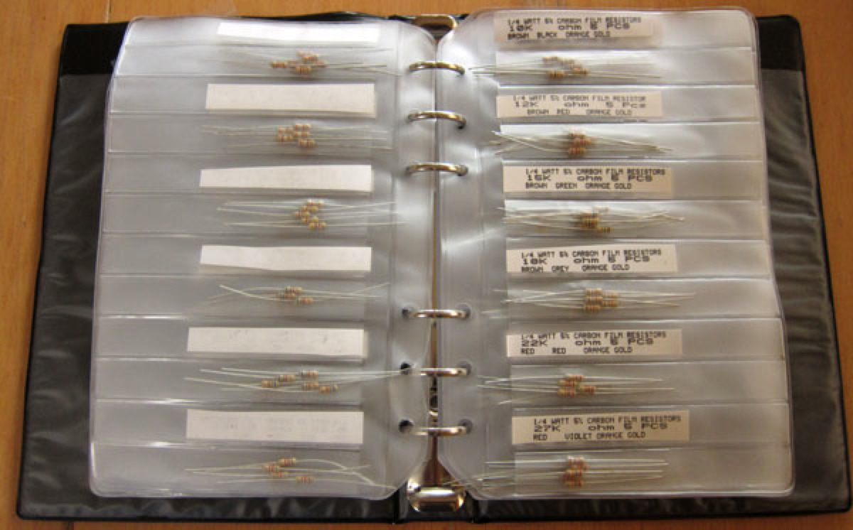 Resistorbook Sm