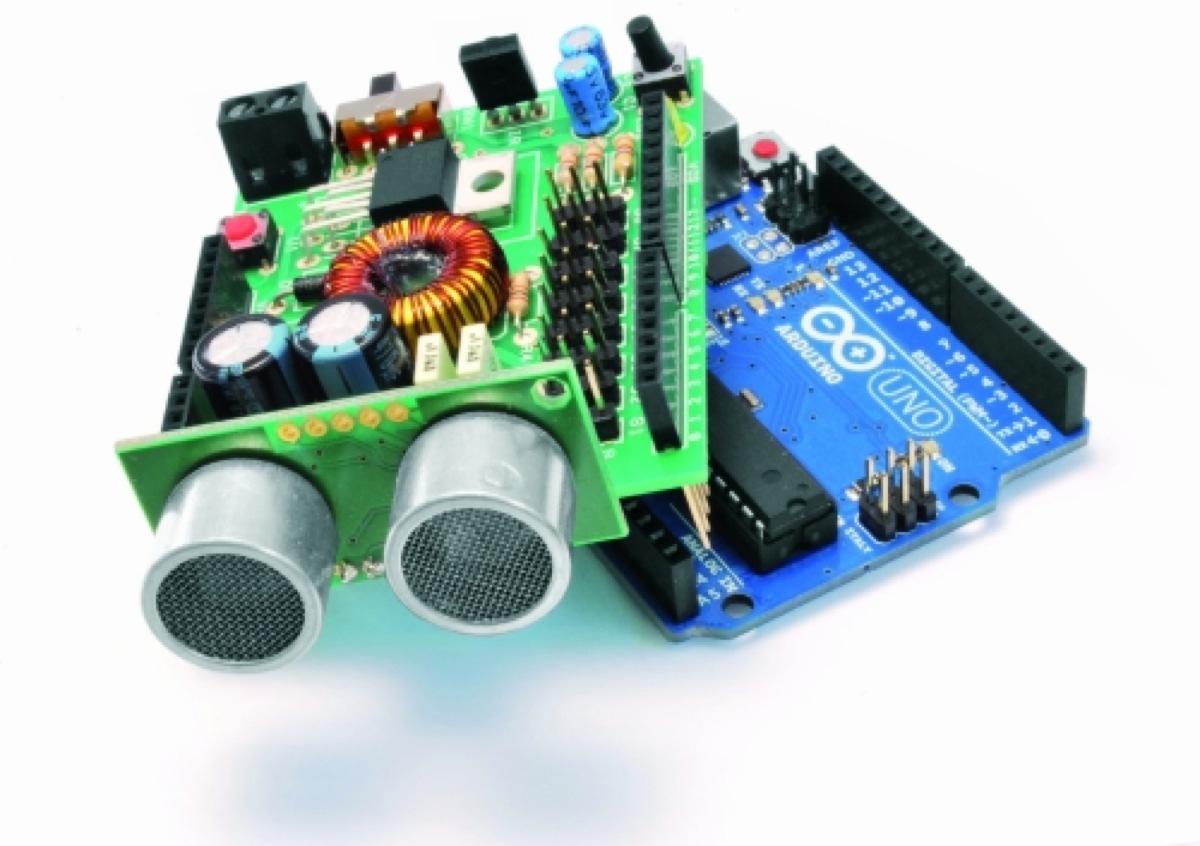 Homebrew USB DMX Interface with Sparkfun FT232RL