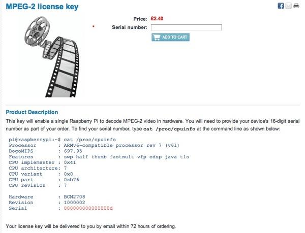 free mpeg-2 and vc1 codec license keys