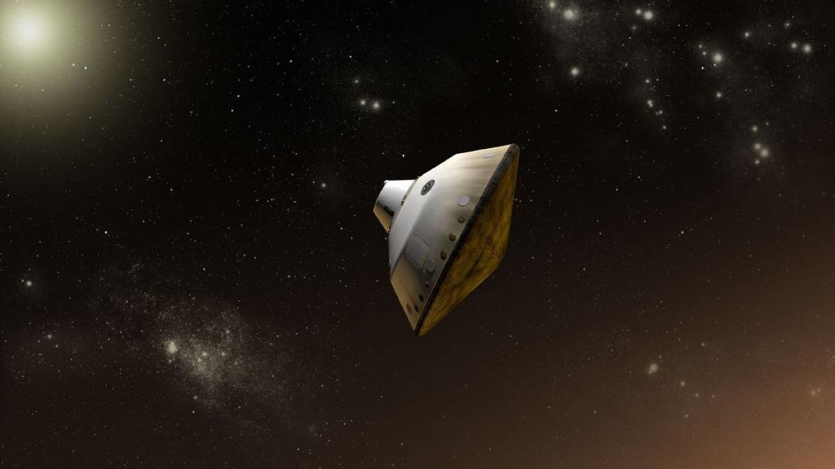 Curiosity-Rover-Mars-Landing-Aeroshell