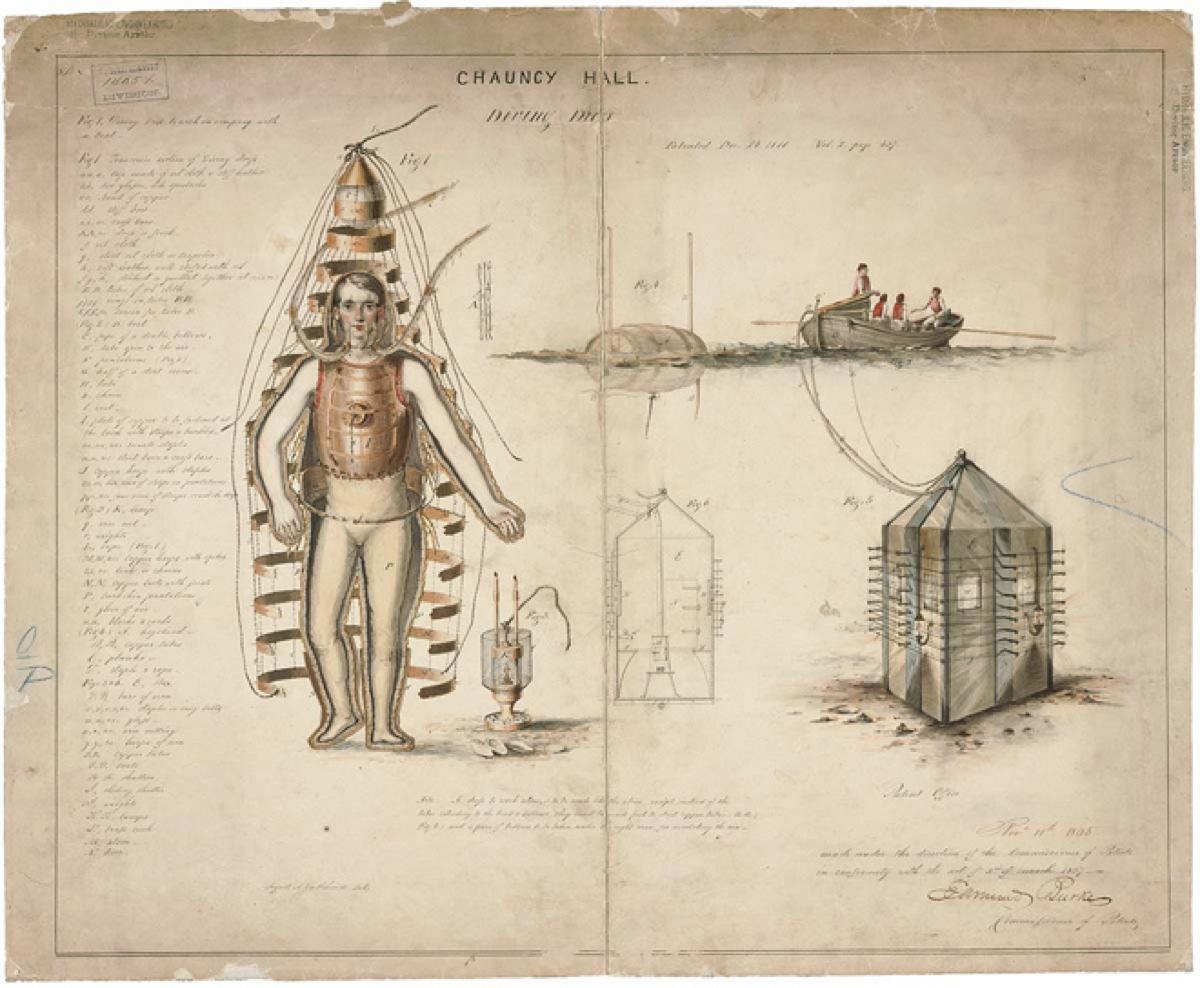 Divingdress 1810