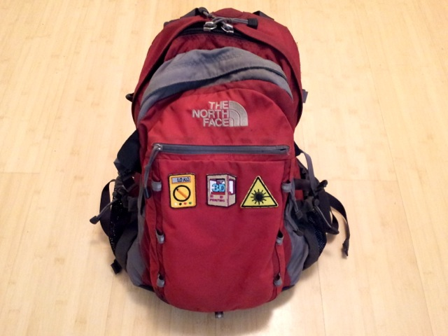 This is my backpack, show me yours! « Adafruit Industries