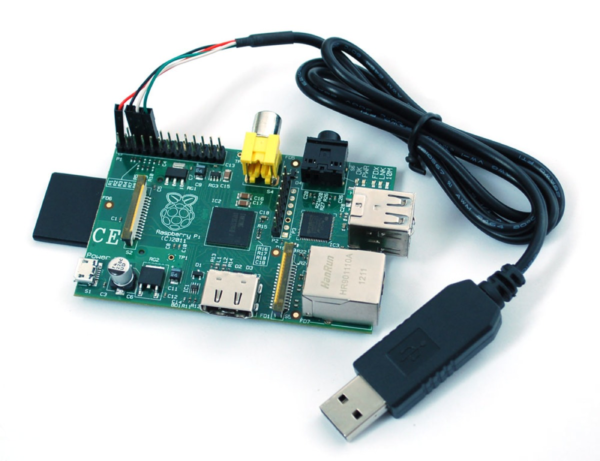 NEW PRODUCT – USB to TTL Serial Cable – Debug / Console Cable for Raspberry  Pi. The cable is easiest way ever to connect to your  microcontroller/Raspberry ...