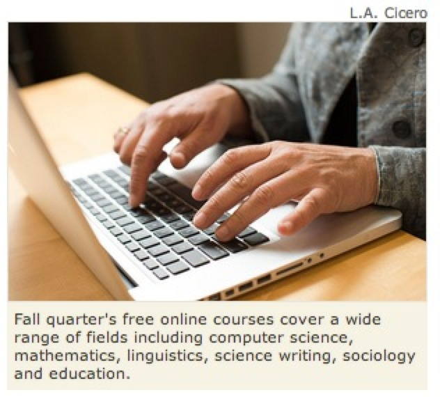 Stanford announces 16 free online courses for fall quarter