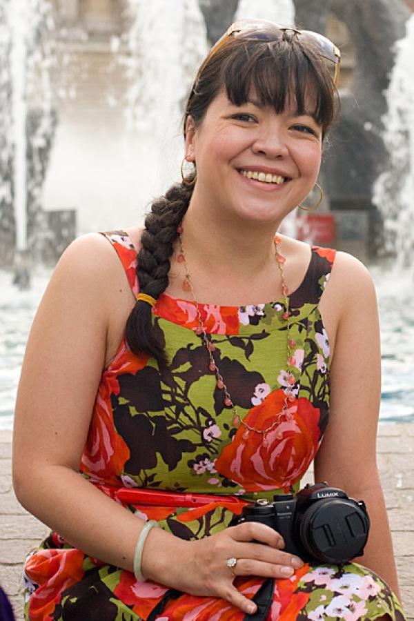Liz Lille Portrait